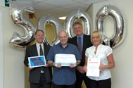 5000th EFHC SLC food safety presentation