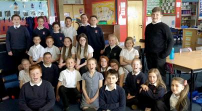 PRIMARY SCHOOL FILMMAKERS HIGHLIGHT SECOND HAND SMOKE DAMAGE